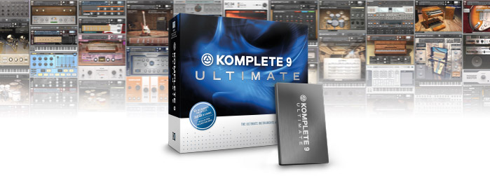 KOMPLETE 9 collection